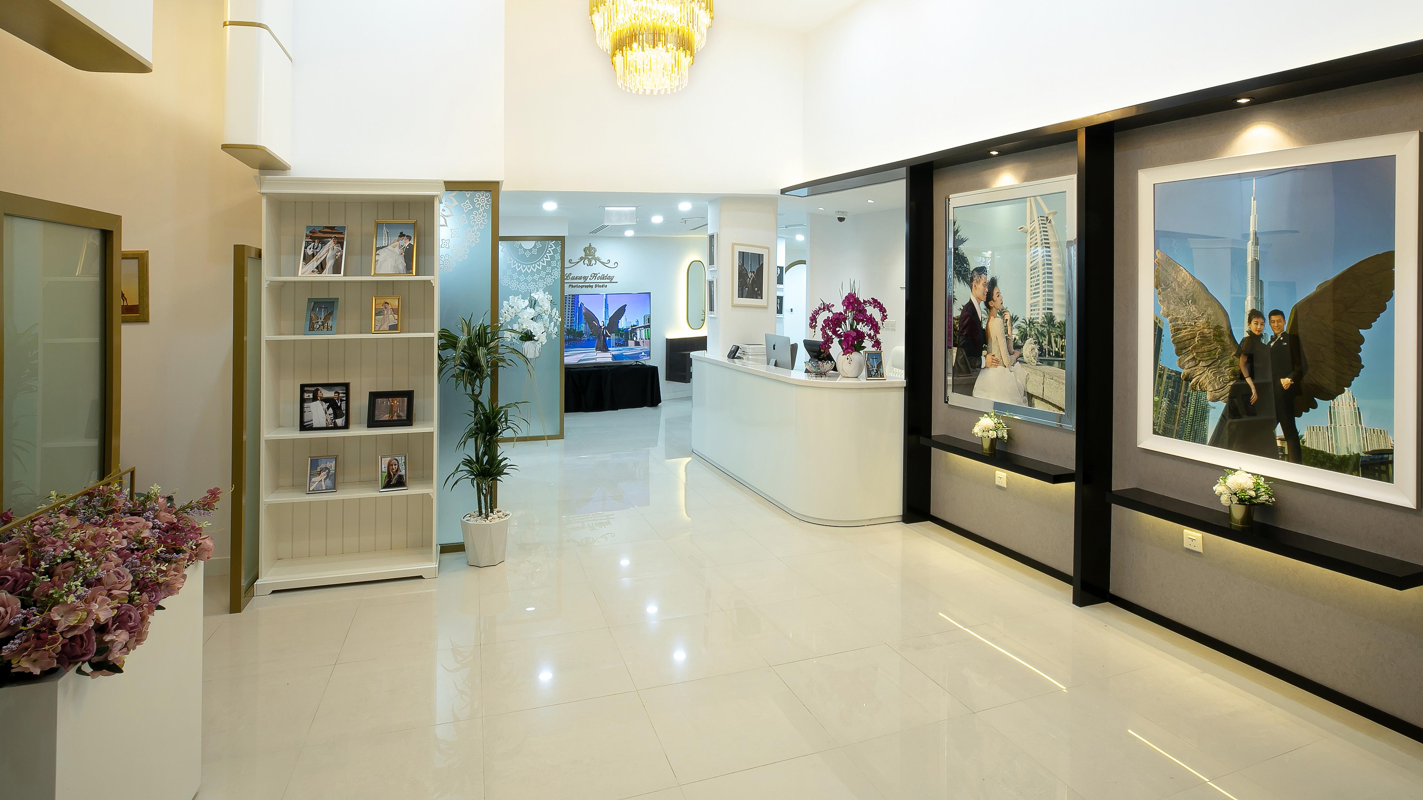 Interior -Shop